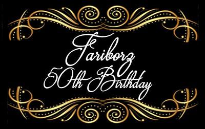 20200201 Fariborz 50th Birthday