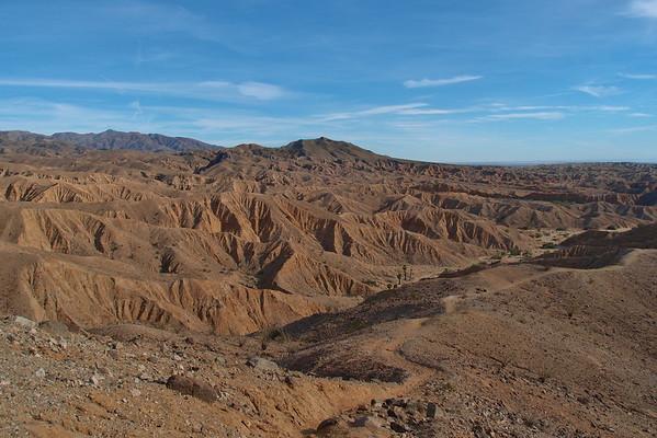 Mecca Hills - the Grottos  12.1.12