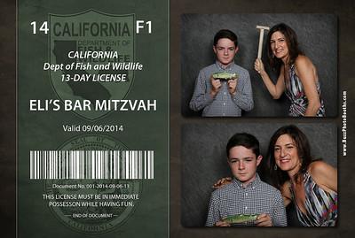 Ganong Bar Mitzvah