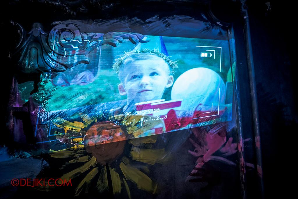 Halloween Horror Nights 6 - Bodies of Work / Boy's memories
