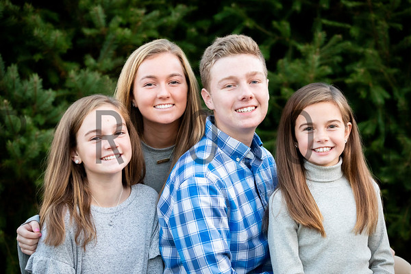 2018 Donohue Family Portraits