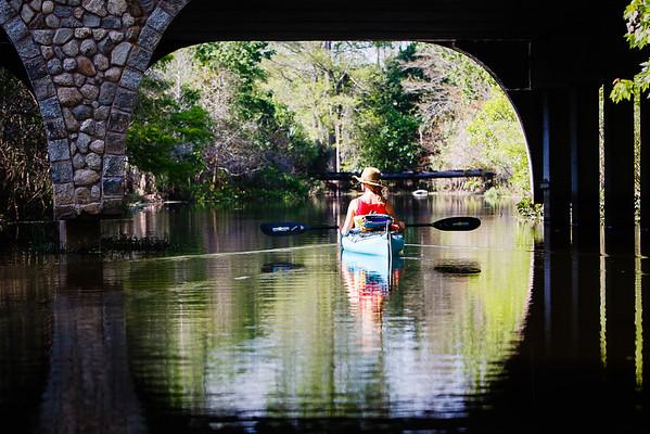 florida paddling