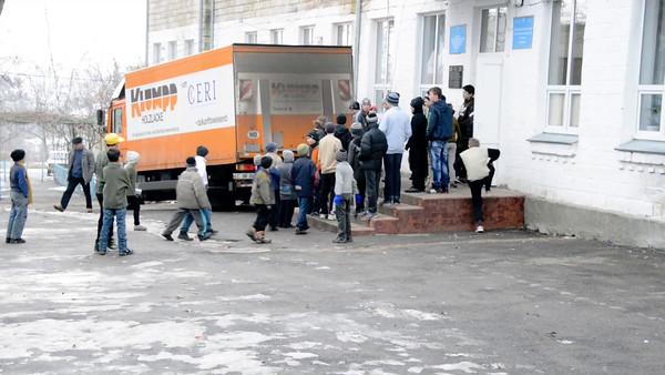 CERI Trucks amd Boxes