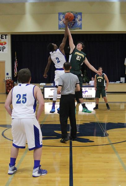 Varsity Boys at McKinney Tournament 12.29-31