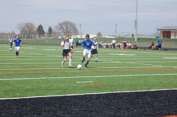 JV vs. Beatrice (Soccer 12-13)