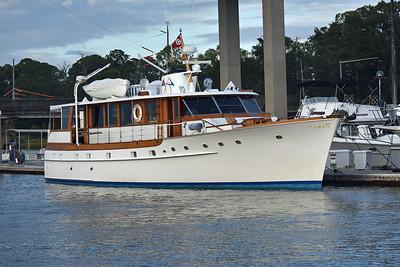 Trumpy Yacht America 10-26-19