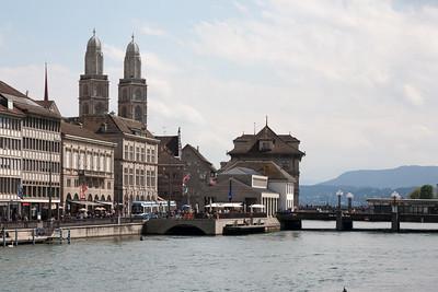 Zurich, August 2013