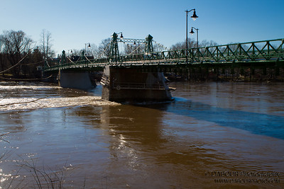 Delaware River Flooding March 7, 2011