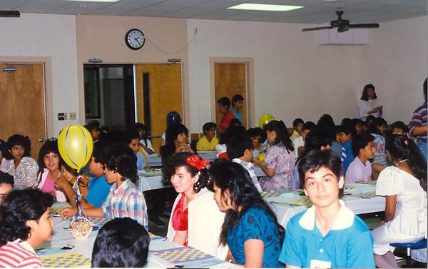 1987-1988 Jefferson Elementary