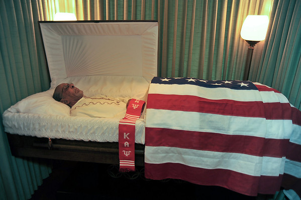 Richard Skeete's Memorial Service