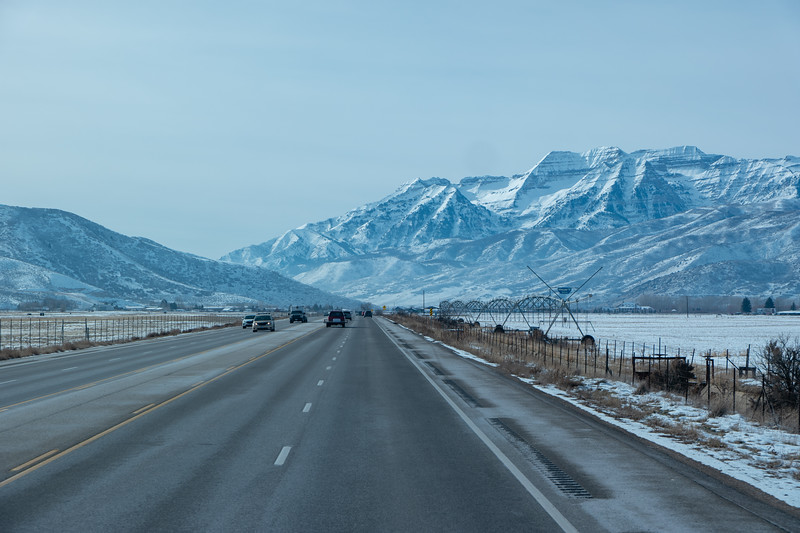 Near Provo Canyon, UT