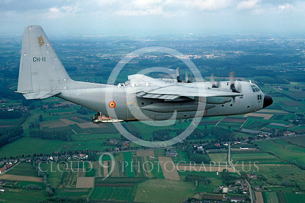 Belgium Air Force Lockheed C-130 Hercules Transport Military Airplane Pictures  for Sale