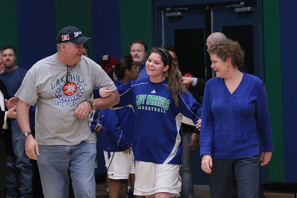LPS Senior night 2/10/12