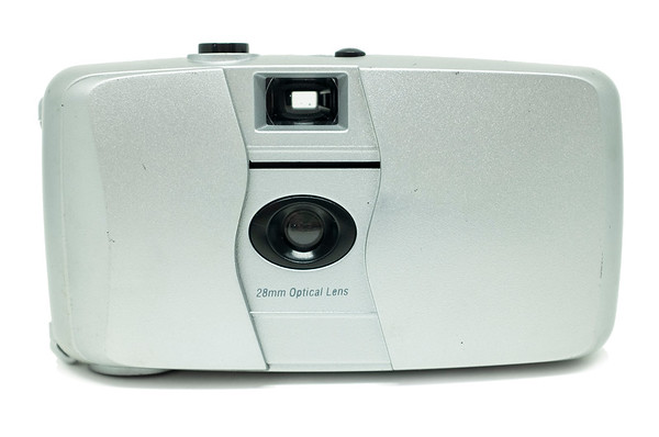 Grey Plastic Camera