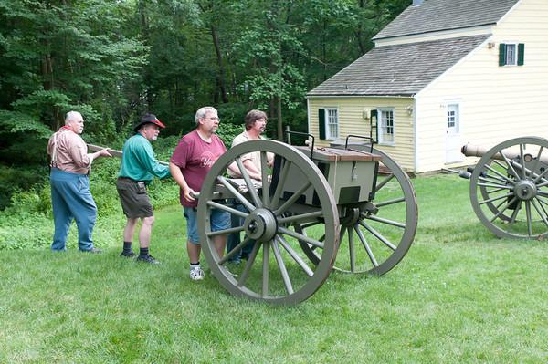 2011-06-26 Civil War Reenactors -Speedwell Park, NJ #1 of 2