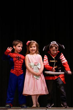 Kindergarten Fashion Show