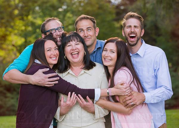 Fredi Nuttall Family