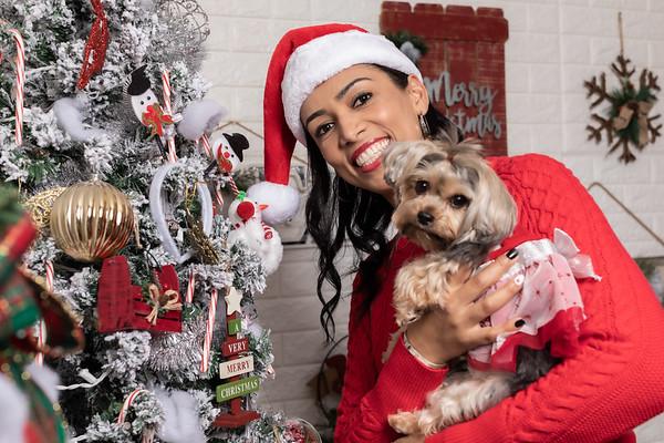 Leide and Mel's (Mel Pet) Studio Christmas 2019