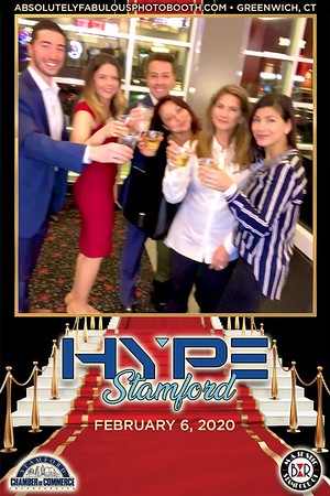 Stamford Chamber of Commerce Hype Event