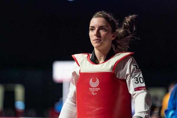 9-3-2021 Women K44 -58kg Cardosa vs. Salinaro