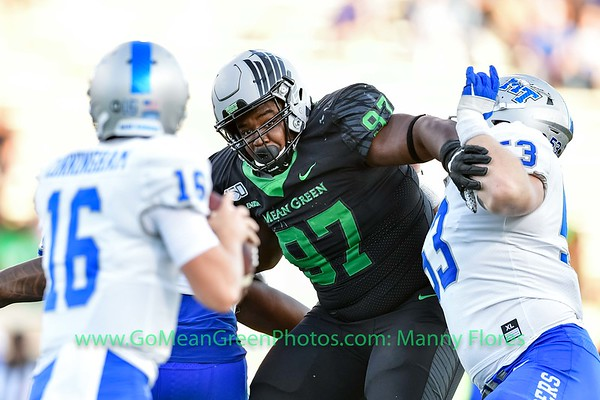 Middle Tennessee vs Mean Green