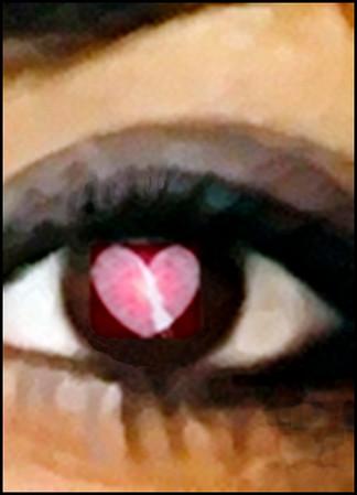 dm eyes