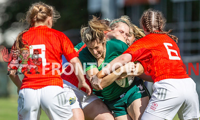 2019-09-14 Connacht 20 Munster 17 (Interprovincial Semi Final)