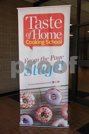 April 14, 2016- Taste Of Home Cooking School