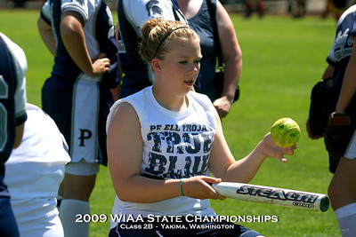 2009 Fastpitch State - (Semi Finals) Pe Ell over GarfieldPalouse