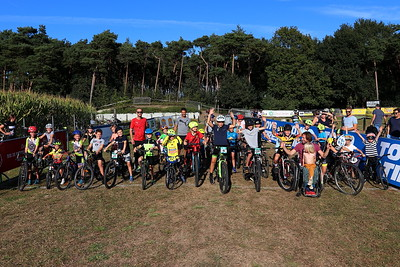 Charity cyclocross 2021- Just for fun kids