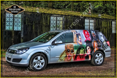 UK Pick-Up & Van Nationals - Enhanced Images