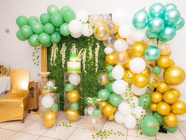 ELAINE'S 80TH BIRTHDAY PARTY