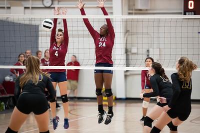 9/19/18: Varsity Volleyball v Ethel Walker