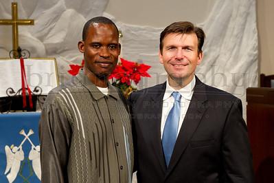 Pastor Elija Sebuchu