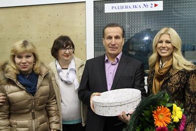 Юрию Михайловичу Макарову 60 лет! 19 ноября 2013