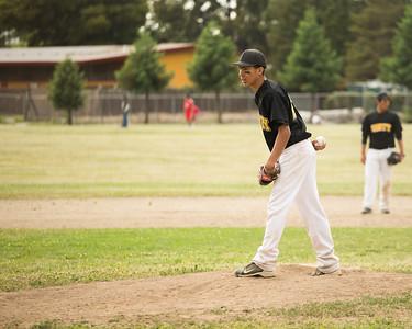 Baseball VS LPS Hayward (5/8/2013)