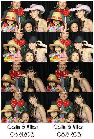 Caitlin & William 08/24/2013