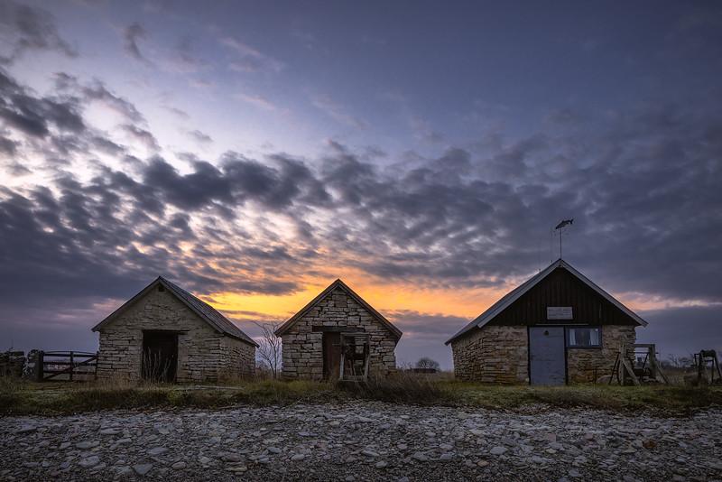 Djupvik Fishing Village
