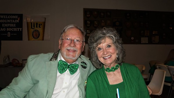 2019 March-MESS St. Patrick's Day Party