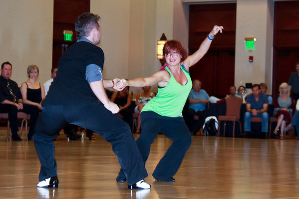 Champions Strictly Swing
