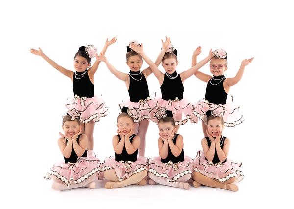 """Pre-Ballet 1 """"A You're Adorable"""""""
