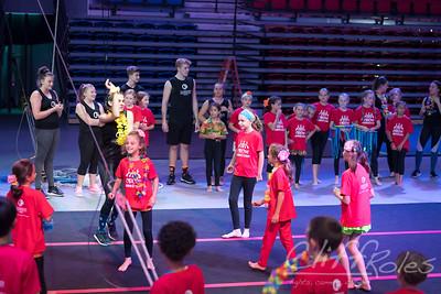 Circus Arts Conservatory, Summer Camp Showcase, June 7, 2019