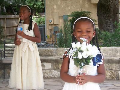 Diahann & Garland Wedding 2011