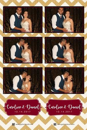 10-14-17 Caroline & Daniel