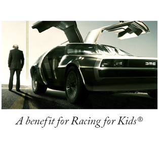 Racing For Kids - Framing John DeLorean