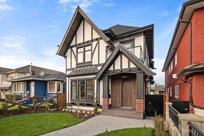 Modern Tudor House