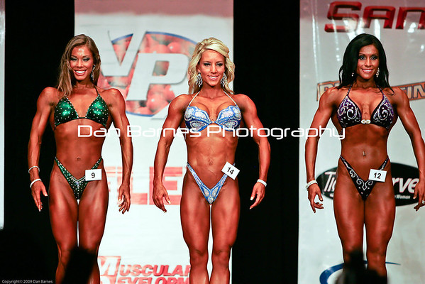 Fitness, Bikini and Body Building Competitions
