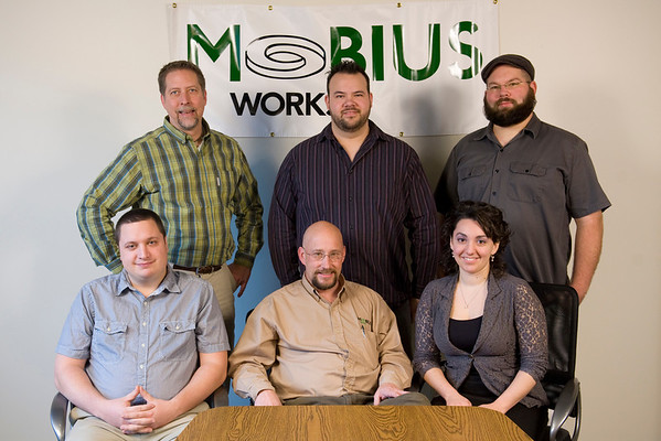 MOBIUS Works group shot