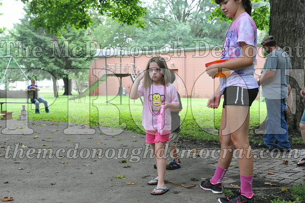 Kids Games In The Park 08-23-14
