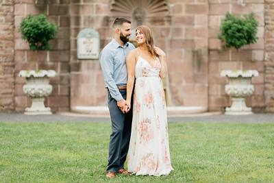 Nicole Walker & Andrew Keyes